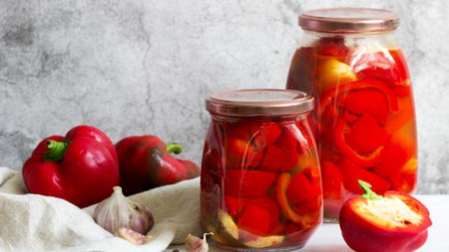 Pimientos del piquillo en conserva, receta para aprovechar y disfrutar todo el año