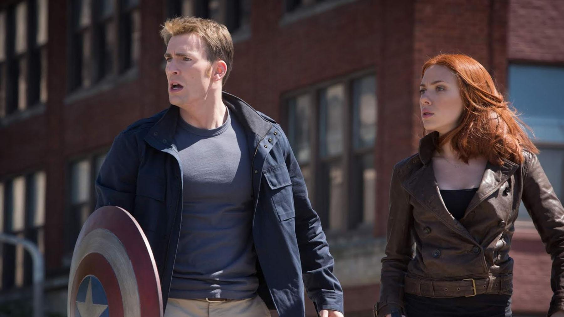 """Chris Evans y Scarlett Johansson juntos de nuevo en """"Ghosted"""""""