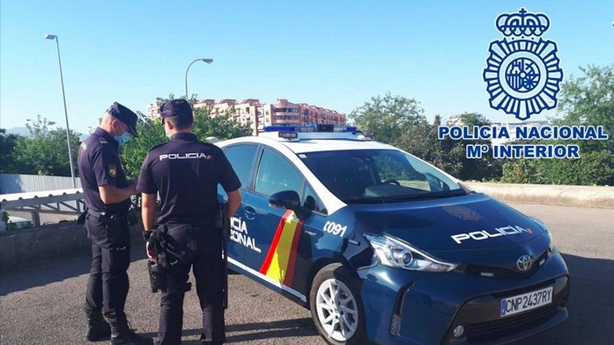 Patrulla de Policía Nacional (EUROPA PRESS).