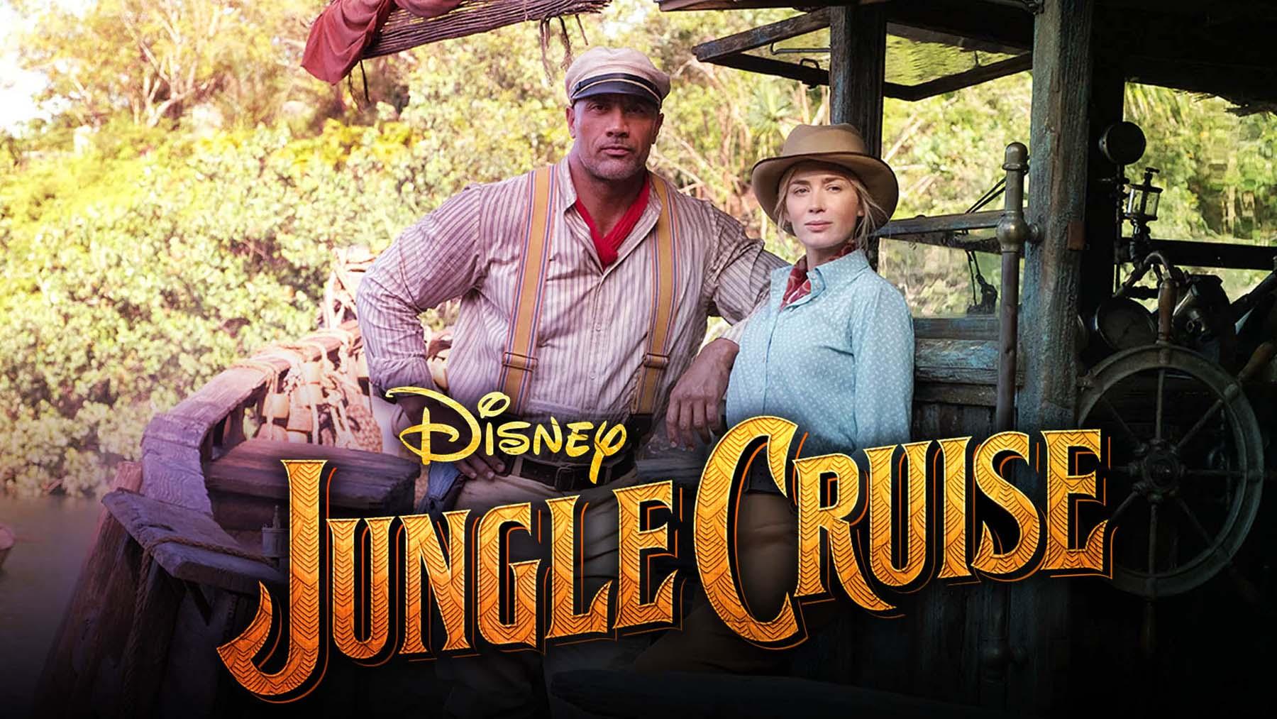 «Jungle Cruise» (Disney)