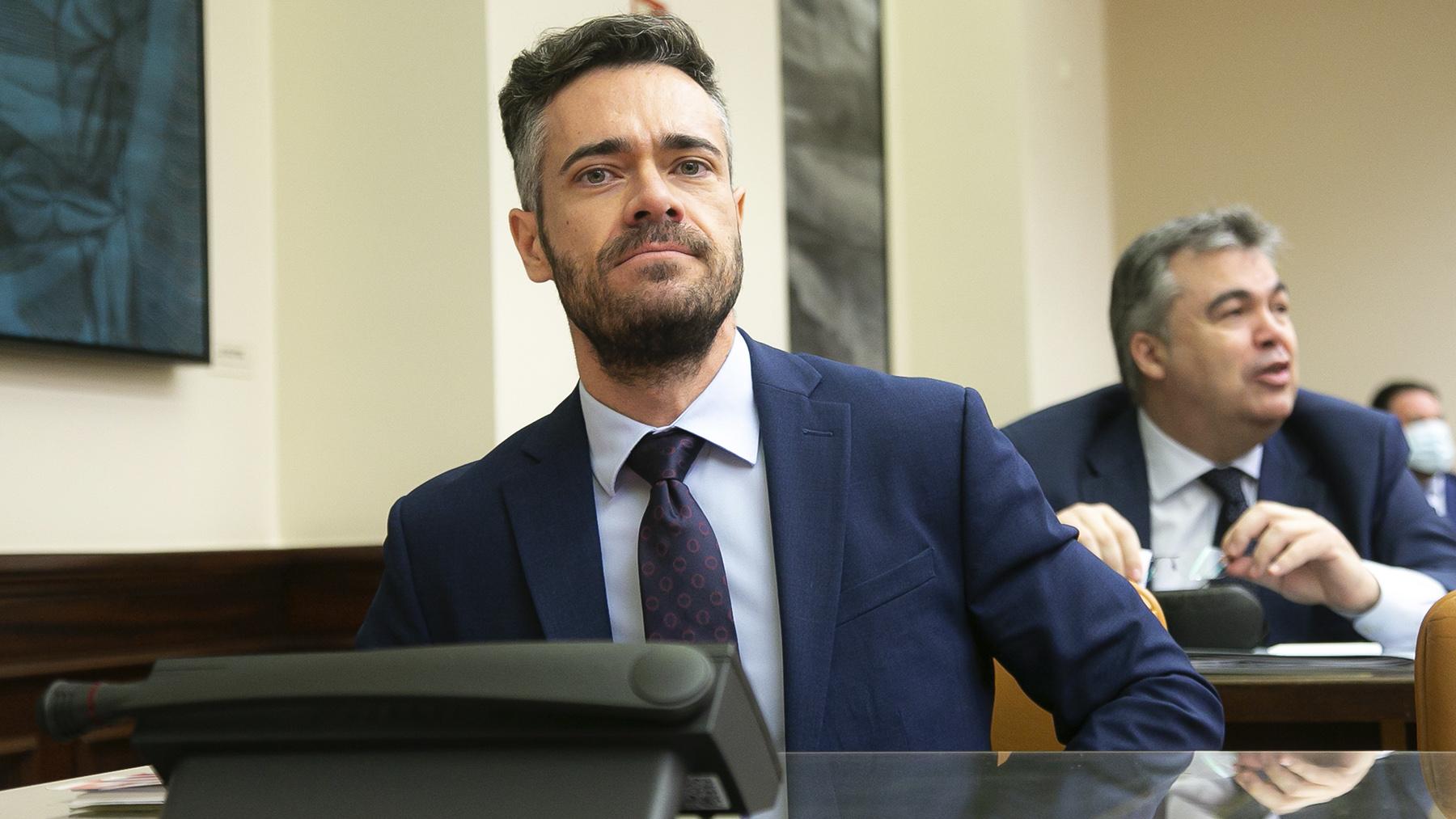 El diputado del PSOE Felipe Jesús Sicilia.