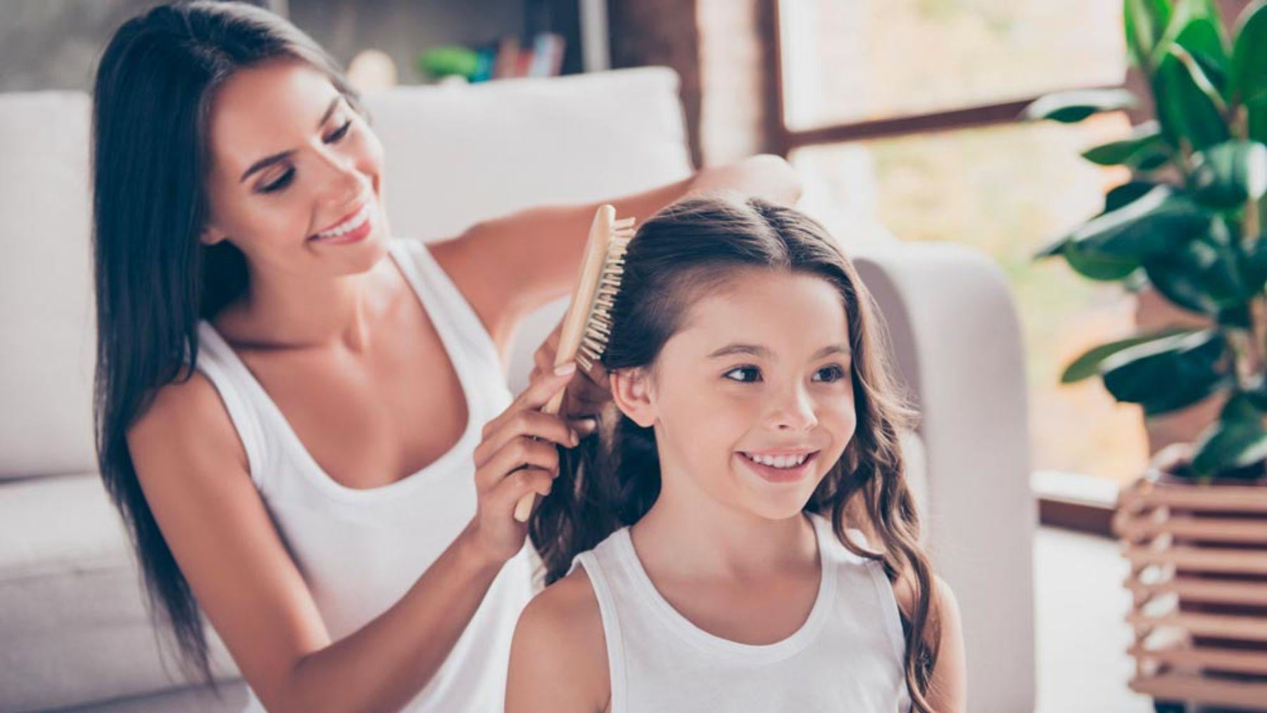 Los peinados más básicos que le podemos hacer a las niñas para la vuelta al cole