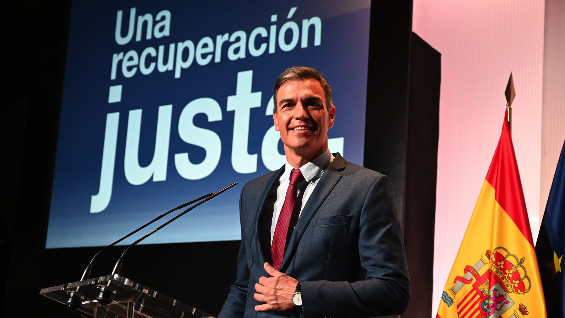 Pedro Sánchez. (Foto: Moncloa)