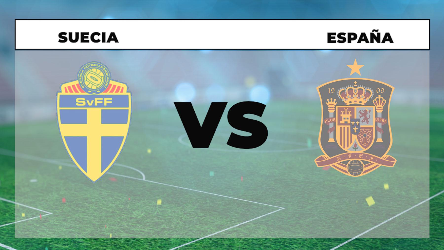Clasificación Mundial Qatar 2022: Suecia – España | Horario del partido de fútbol de la clasificación del Mundial de Qatar 2022.