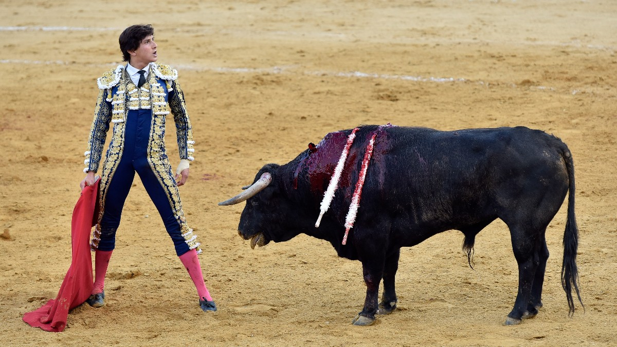 Roca Rey y Emilio de Justo pisan fuerte en el retorno de la Feria de Palencia.