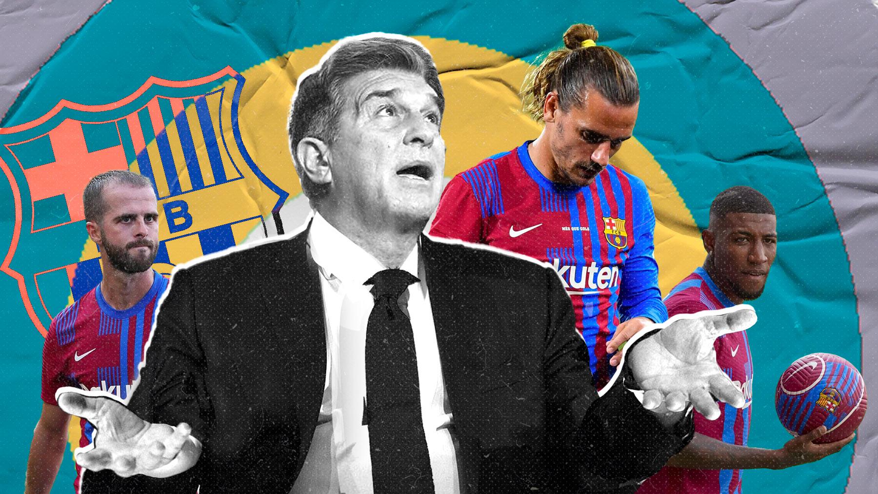 Los milagros de Laporta para rescatar al Barça de la quiebra.