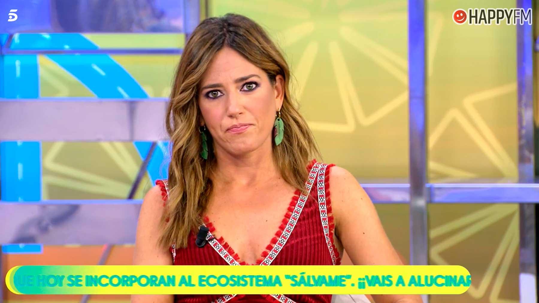 Nuria Marín confesó que no se ha casado con su pareja por culpa de un colaborador de 'Sálvame'