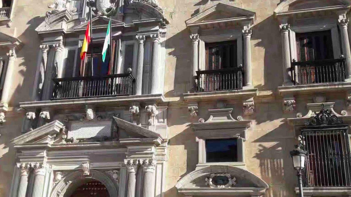 Cancillería de Granada. (Europapress).