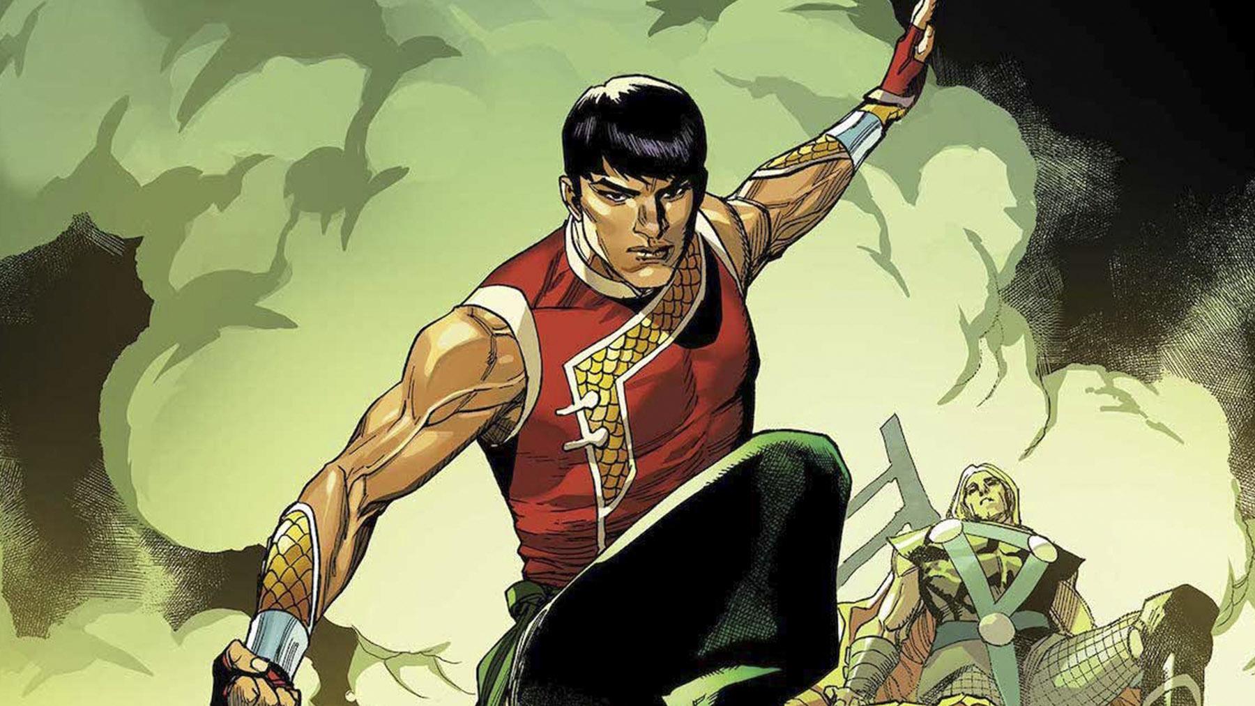 Shang-chi (Marvel/Disney)