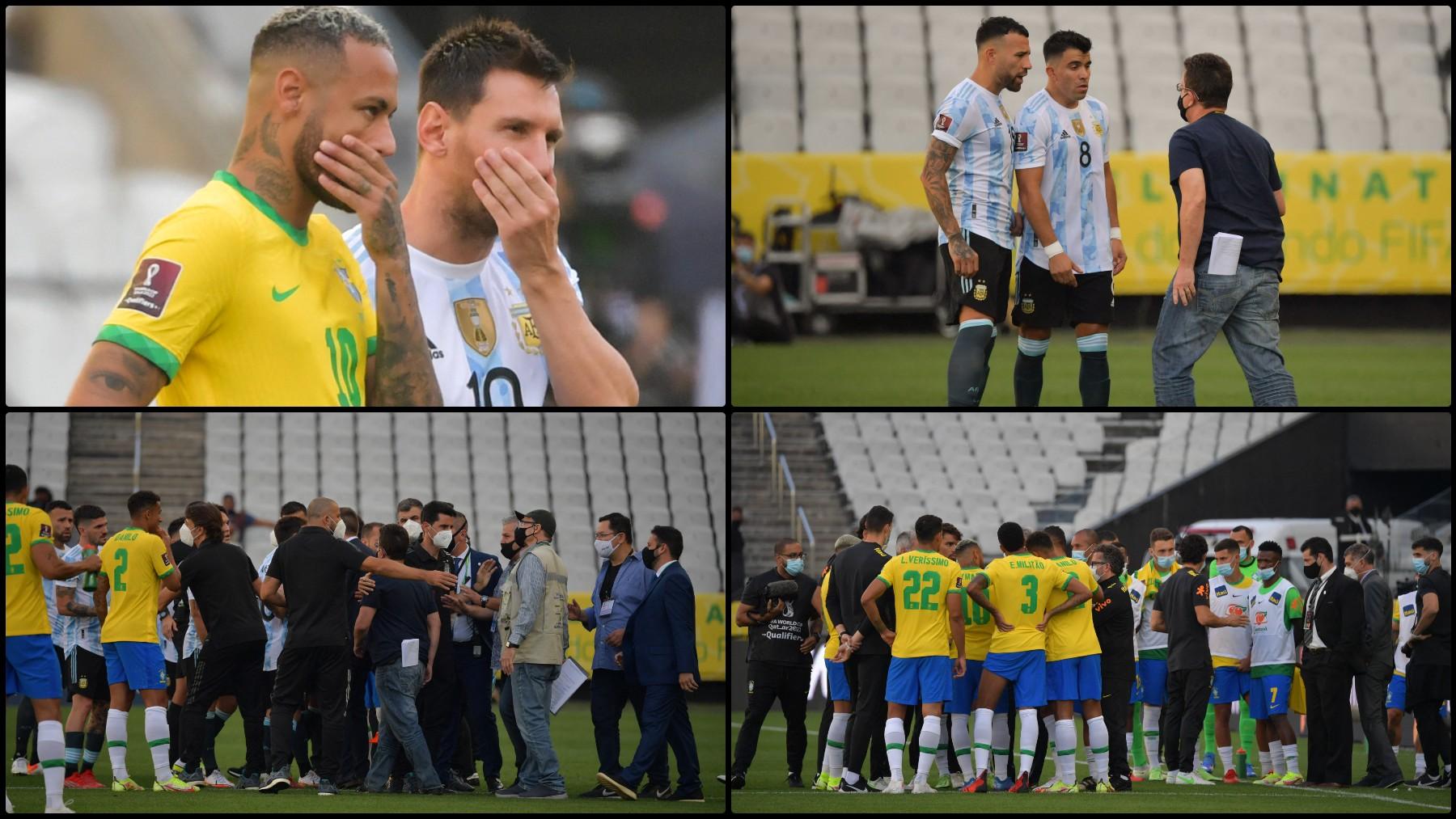 Escándalo en Brasil. (AFP)