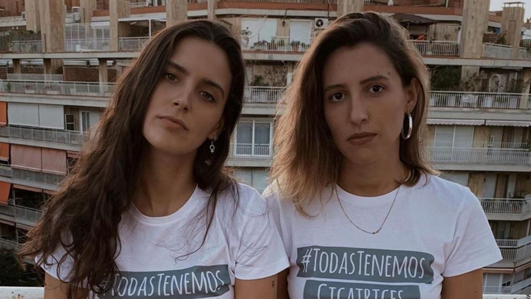 Sara y Marta, las chicas de 'Devermut'