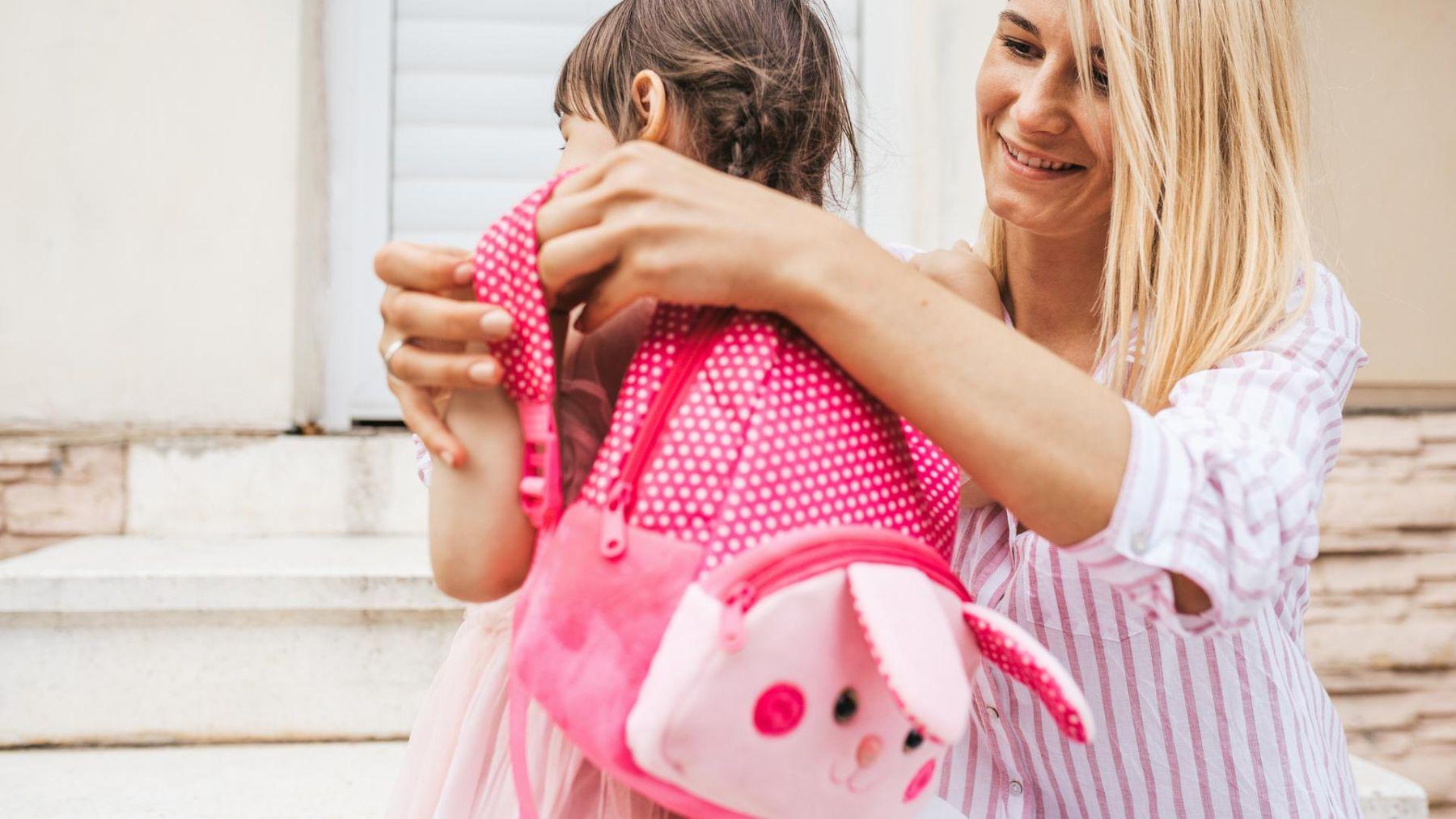 Lo básico en la bolsa o mochila que llevaremos a la guardería del bebé