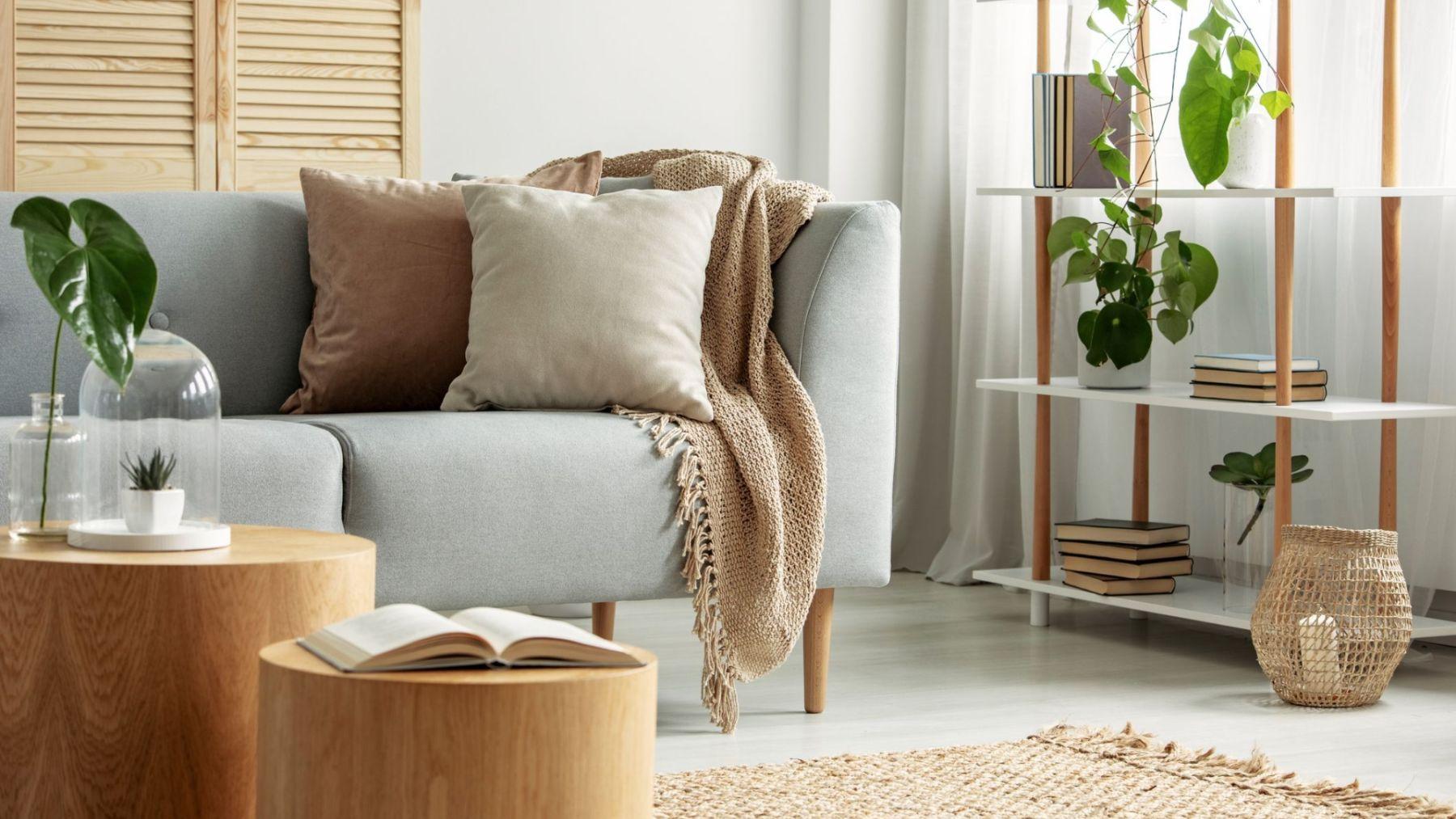 Cómo elegir de forma adecuada los complementos de decoración sostenible