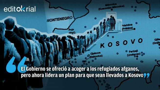 La solidaridad de Sánchez dura lo que dura un 'photocall'