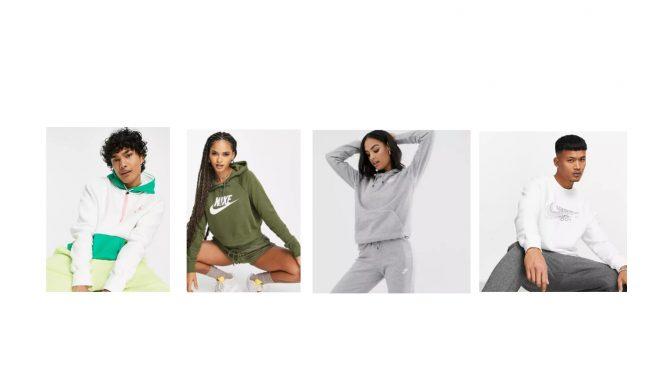 6 sudaderas de Nike imprescindibles para este otoño 2021