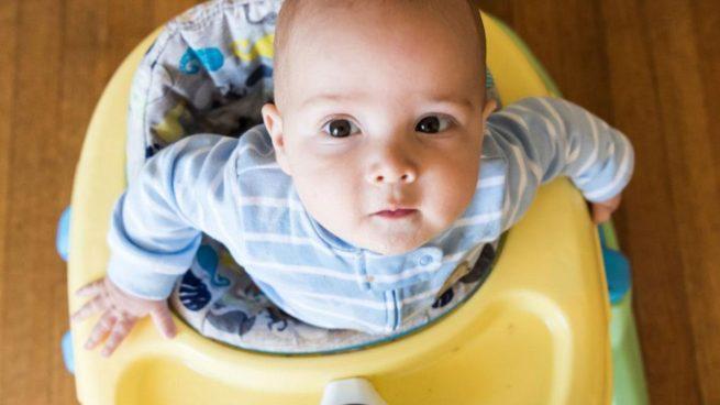 andador para el bebé