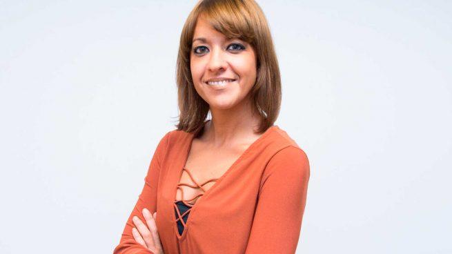 La periodista Elia Rodríguez