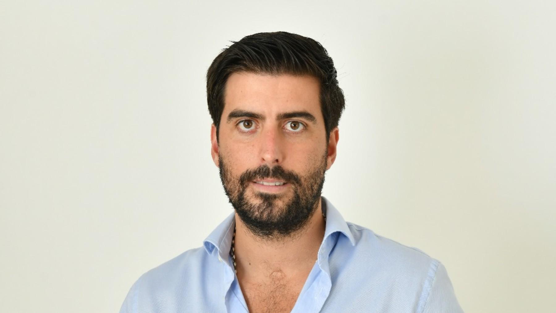 Íñigo Colomina, CEO de Padel Nuestro