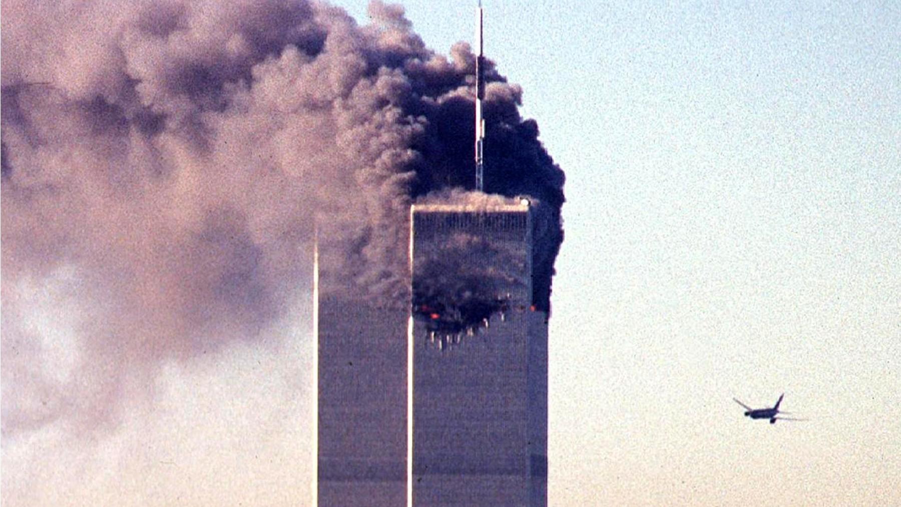Imagen de los atentados del 11-S en Nueva York. (Foto: AFP)