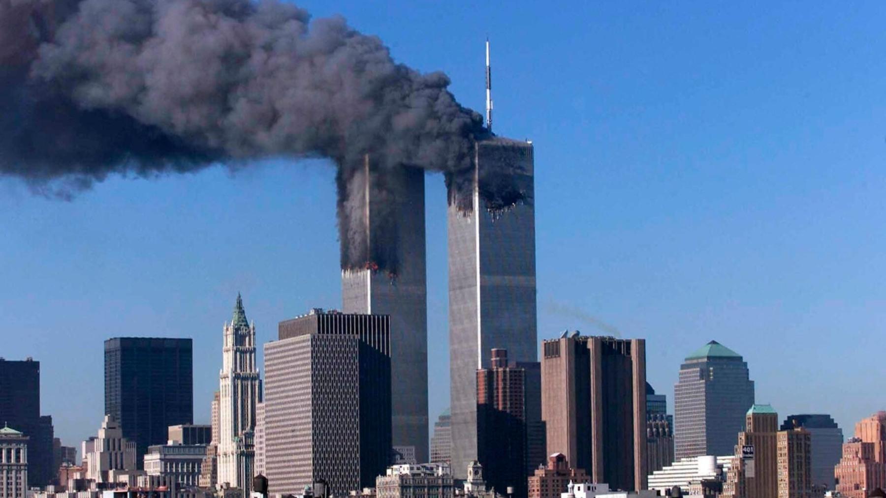 Imagen de los atentados del 11S