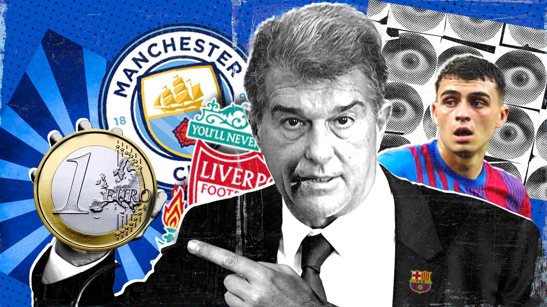 El Barça, 'obligado' a mejorar su oferta a Pedri.