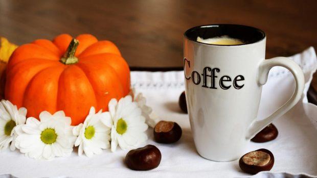 Calabaza y café