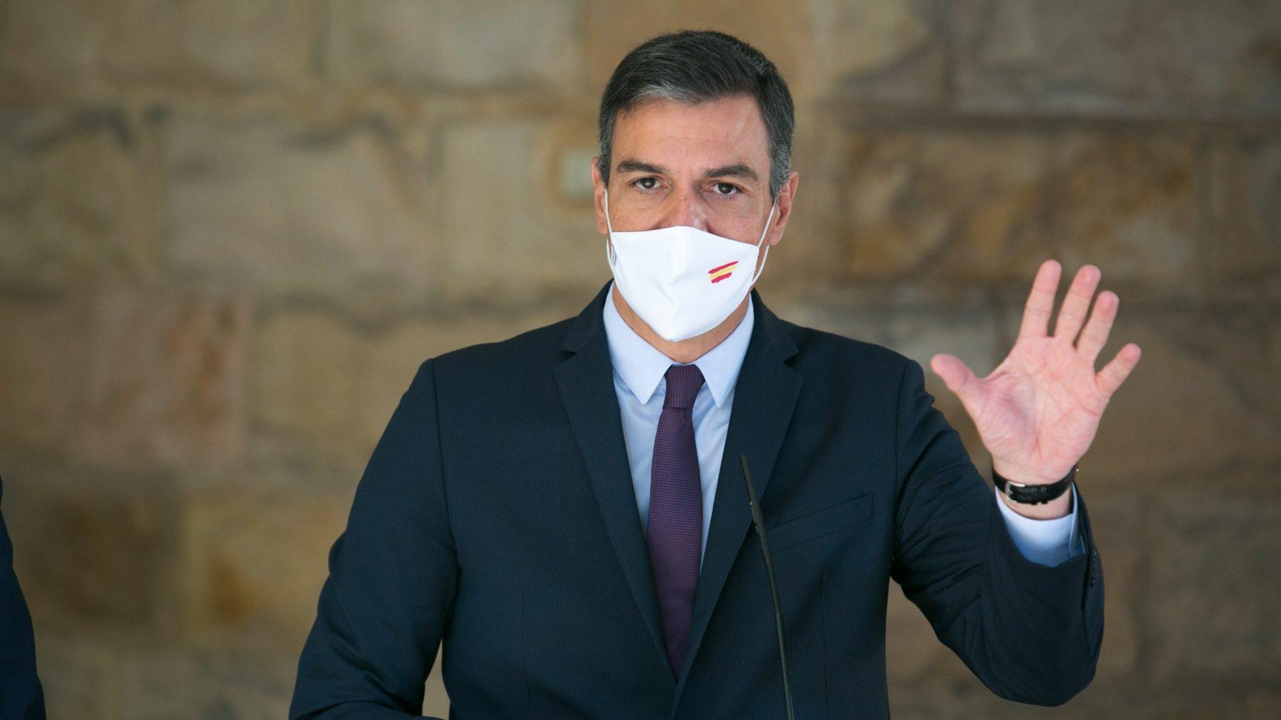 El presidente del Gobierno, Pedro Sánchez. (Foto: Europa Press)