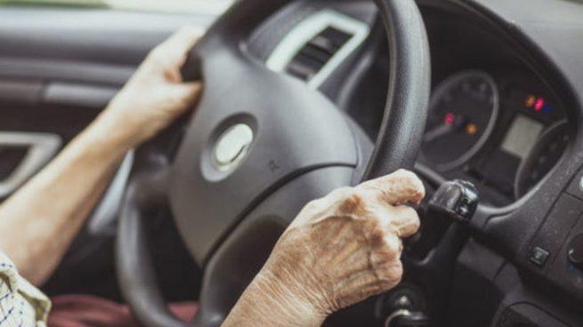 Límite edad conducir España