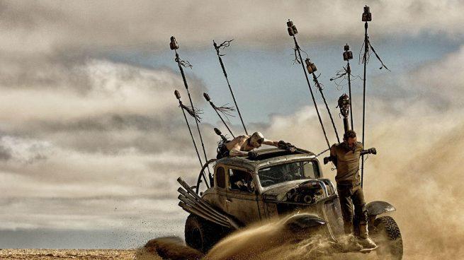 coches de Mad Max