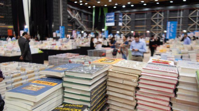 Libros en la Feria