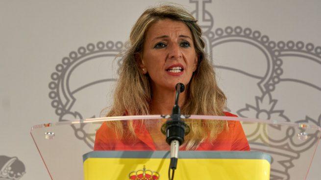 Yolanda Díaz pide a Casado a no bloquee la Ley de Vivienda en las comunidades donde gobierna el PP