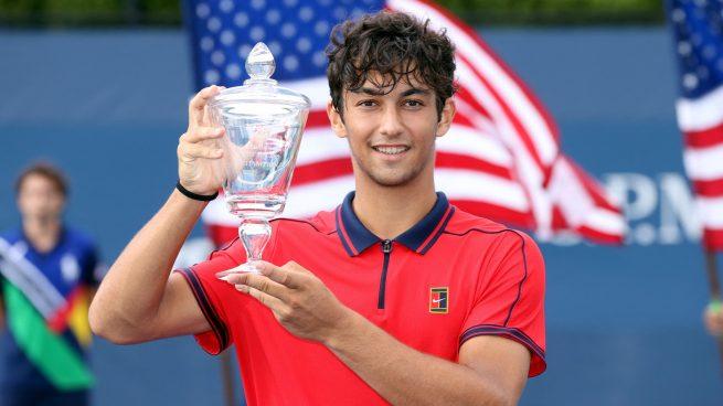 Daniel Rincón US Open