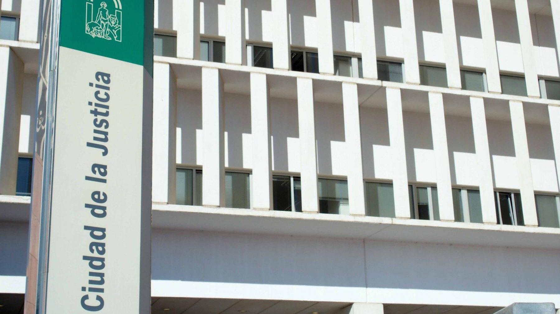 Málaga.- Coronavirus.- El Colegio de Abogados y el Juzgado Decano acuerdan nuevas medidas en la Ciudad de la Justicia