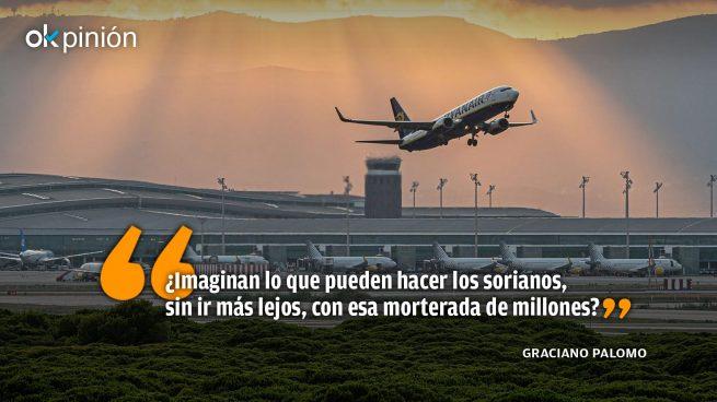 El caos de los 1.700 millones (El Prat)