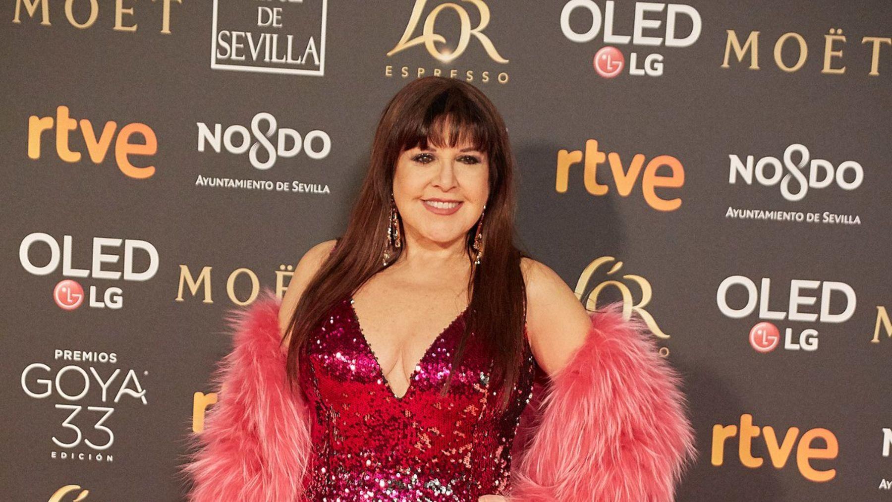 Hoy se celebra el nombre de María Dolores, que es como se llama la actriz Loles León