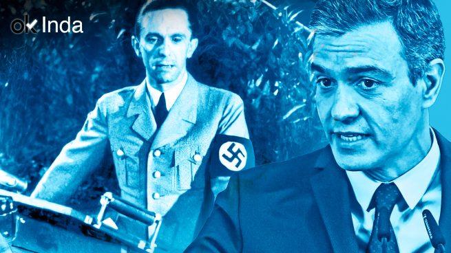 Sánchez es Goebbels