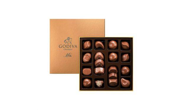 Godiva, Connoisseur bombones