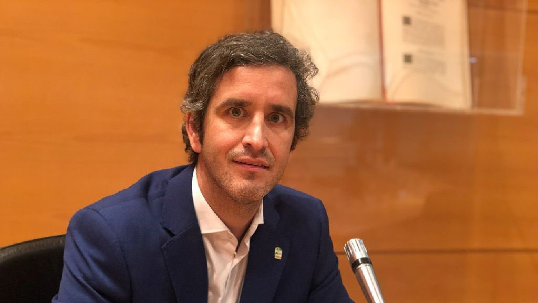 Aitor Retolaza, vicealcalde de Ciudadanos en Alcobendas. (Foto: Cs)