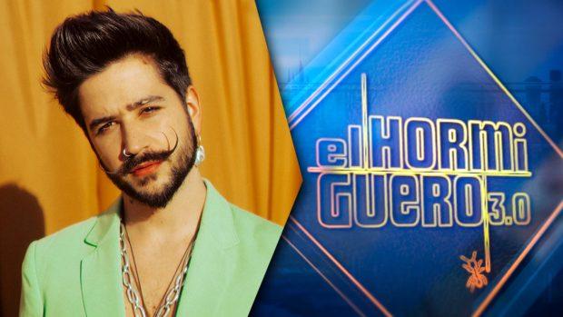 Camilo regresa como invitado de El hormiguero
