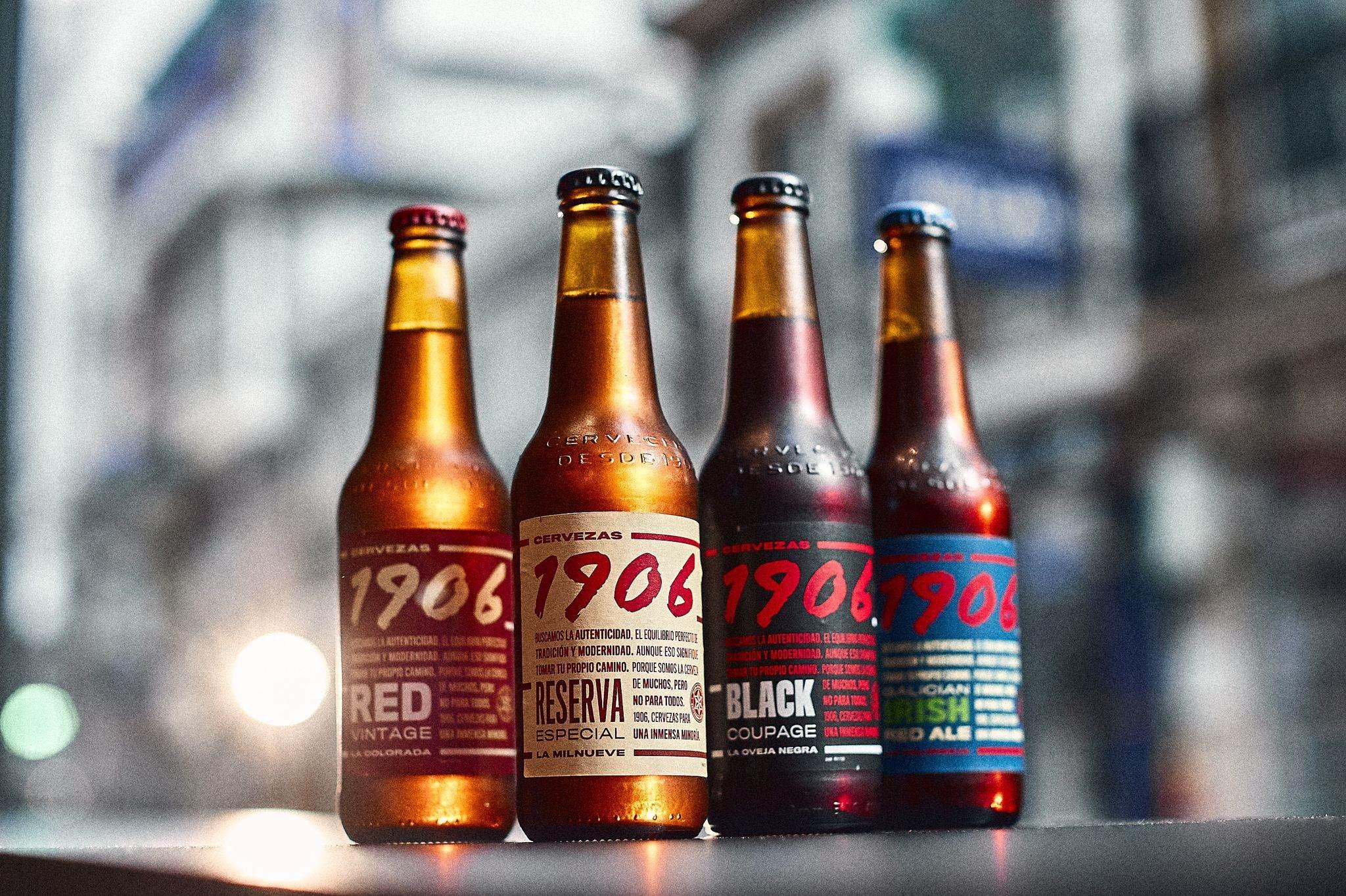Cervezas 1906 @EstrellaGalicia