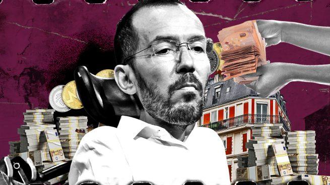 Echenique se compra otra casa, especula con criptomonedas y recibe una paga de 3.569 € por dependencia
