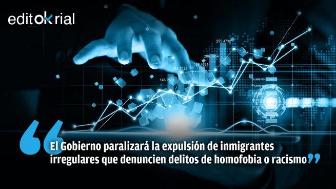 Sánchez quiere trampear las estadísticas para que cuadren con su falso discurso