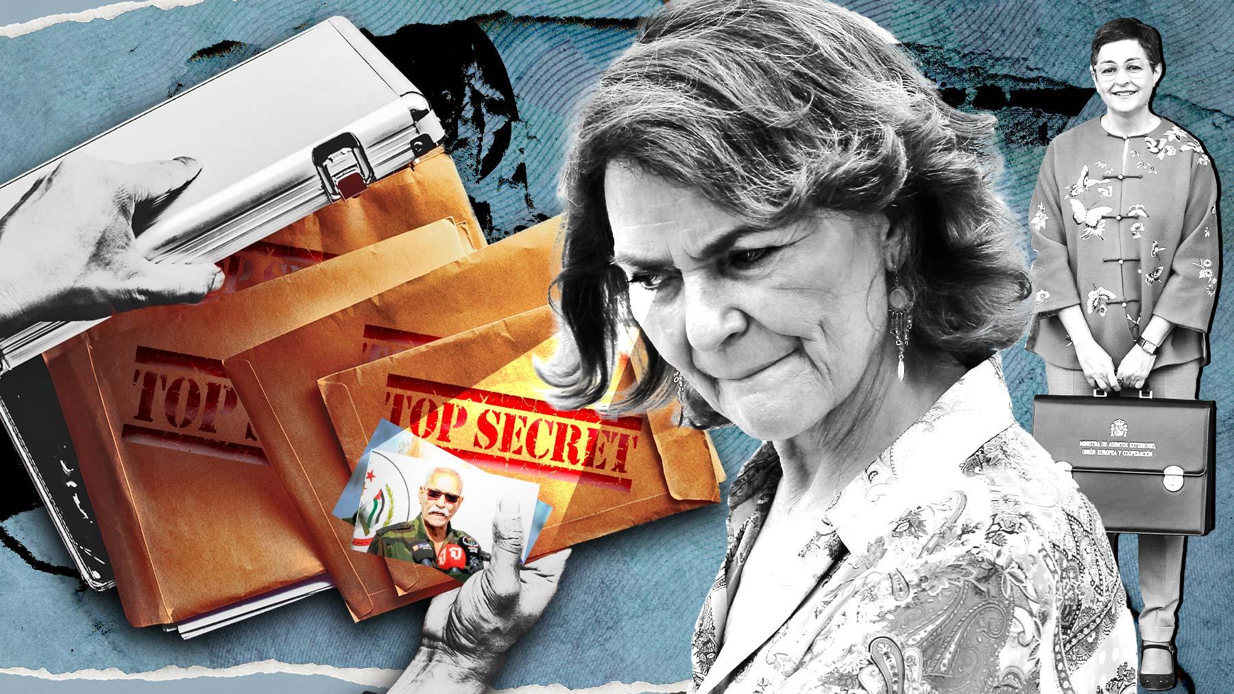 El 'caso Ghali' salpica a Carmen Calvo.