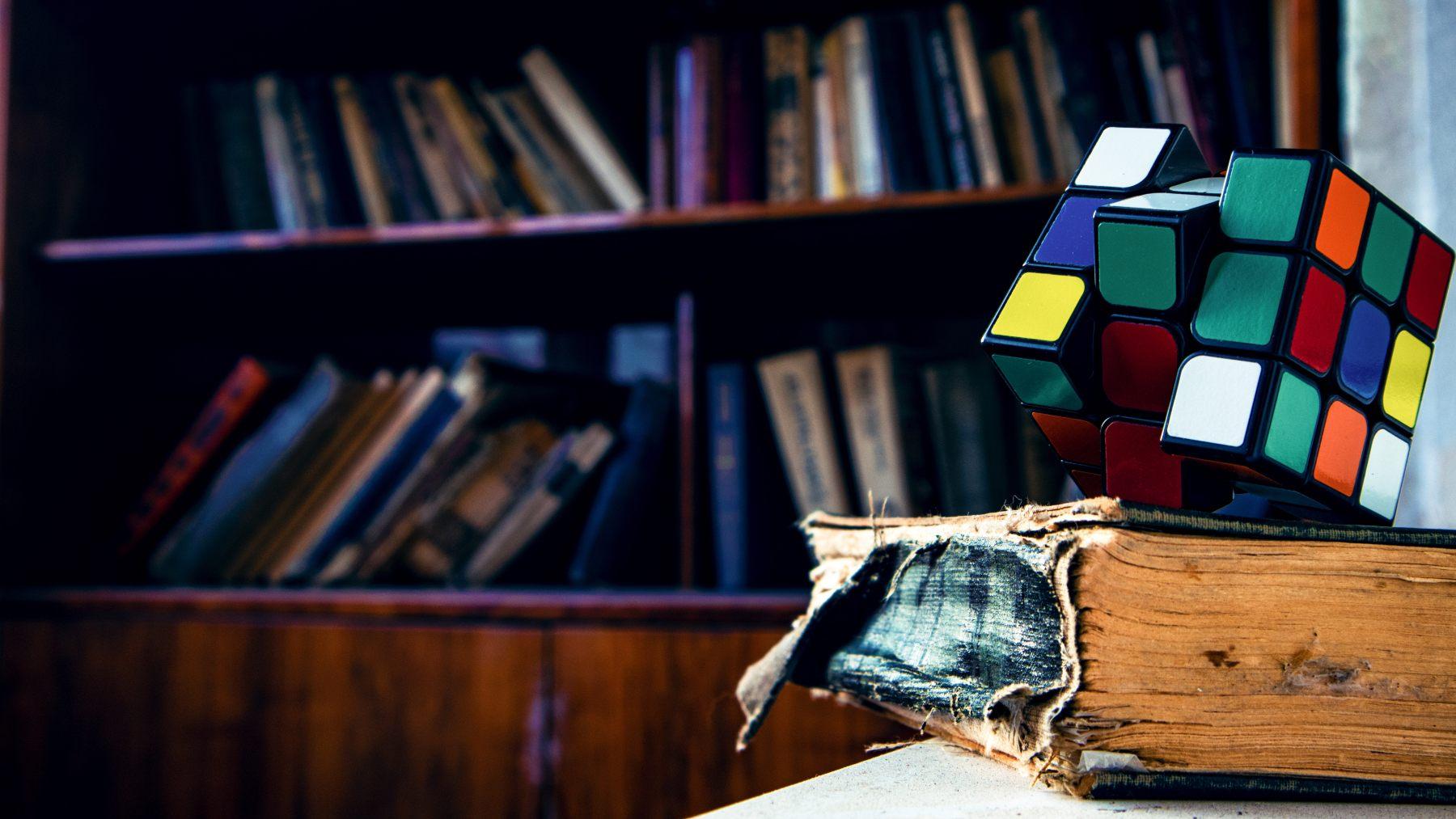 El cubo de Rubik es el juguete más vendido del mundo