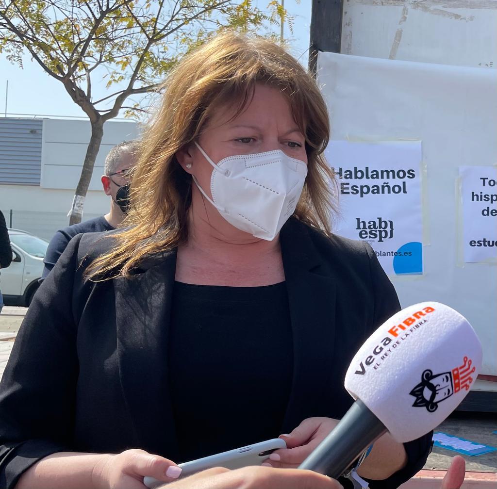 La secretaria general del PP Provincia de Alicante, Ana Serna