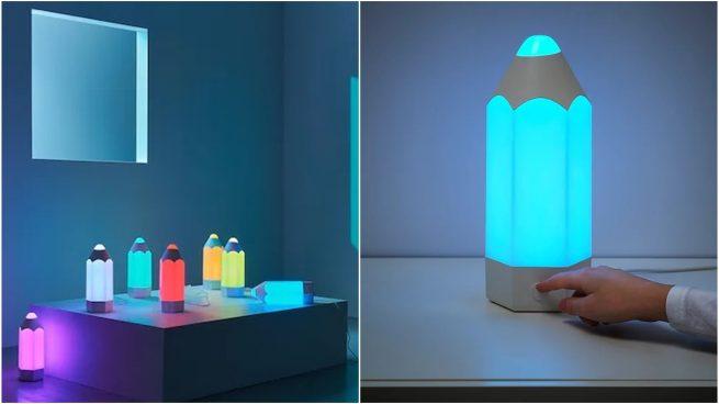 Adiós al miedo nocturno con esta lampara de Ikea para los más pequeños