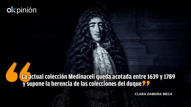 La colección del IX duque de Medinaceli