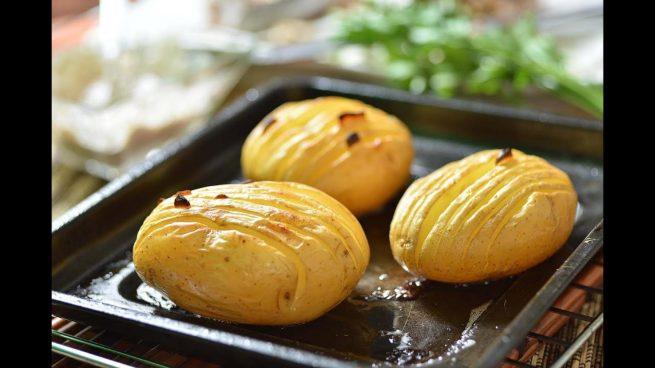 Patatas acordeón