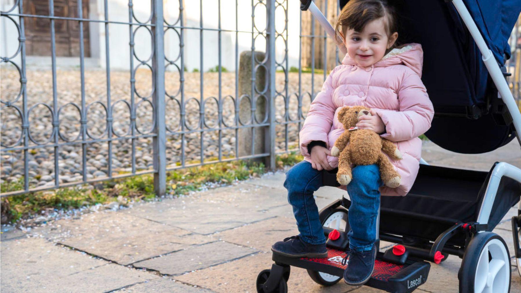 Descubre qué es el patinete para el carrito del bebé y qué modelos son los mejores