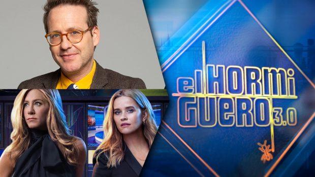 Joaquín Reyes será invitado de El hormiguero el mismo día que Reese Witherspoon y Jennifer Aniston